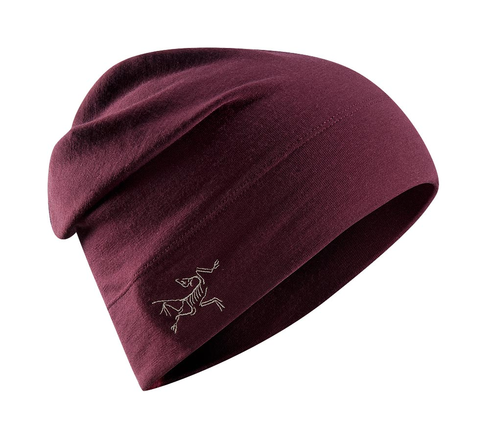 Arcteryx Tibetan Red Rho LTW Long Toque
