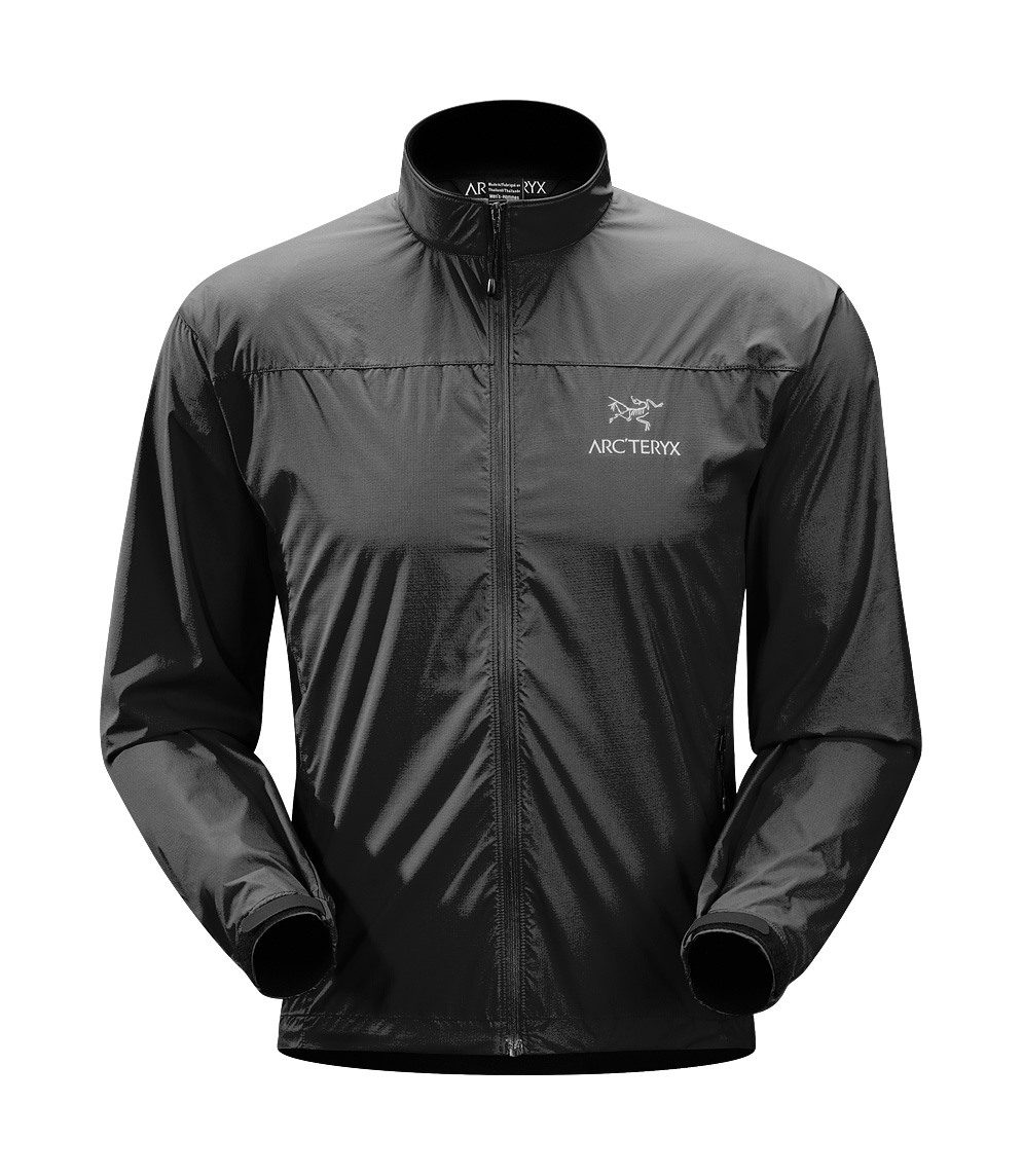 Arcteryx Black Celeris Jacket