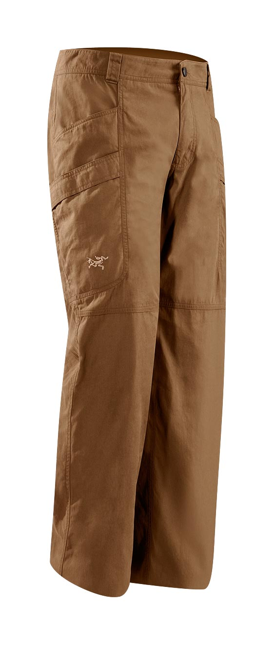 Arcteryx Nubian Brown Raider Pant